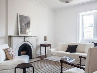 Mayor's Mansion - Fort Greene - 160m, 2 Bedroom, 2 Bath