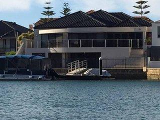 Luxury Port Bouvard Canal House