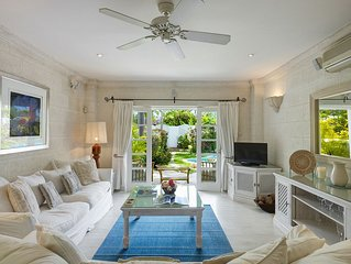 JASMINE VILLA BARBADOS - 2 MINUTES TO MULLINS BEACH - ONE OF THE BEST BEACHES IN