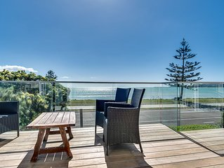 Beautiful seaside accommodation.