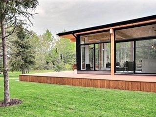 Cozy Wakefield Cabin