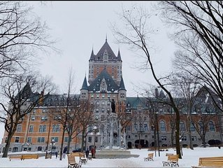 The Diamond- Your Home away from Home - Old Quebec City