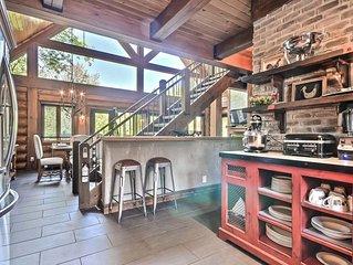 Cottage - Log House 471 avec Spa