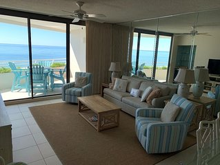 Gulf Front Condo with Stunning Views!