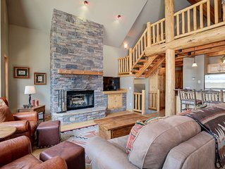 Mountain Home in Cowboy Heaven With Premium Ski Access at Moonlight Basin