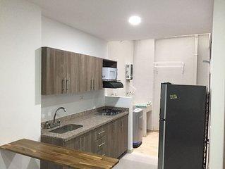 Acogedor apartamento en sabaneta (4 hues