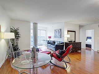 Two bedroom - Modern Furnished Apartment - Financial District & Old Port Montrea