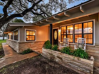 BEAUTIFUL! Newly Remodeled In The Heart of Downtown Dripping Springs