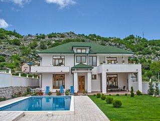 Villa Ramonte at Montenegrin Old Royal Capital