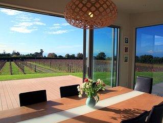 Luxury Seaside Vineyard Home