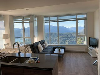Brand New Mountain View Luxury 2 Bedroom 2 Bath Condo