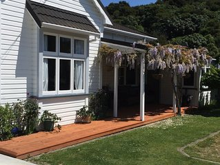 Picton Paradise in Waikawa with private Spa