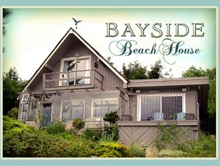 On The Beach in The Comox Valley! Starting at $250 for 2 Guests.