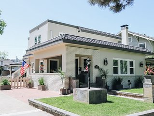Beautiful renovated downtown Lodi home two blocks from wine, shops, restaurants