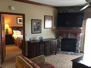 Westgate 1BR Ski in/out at Core of Canyons Village. Great View, Pools & Hot Tubs