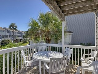 End Unit, Pools, Tennis Court, Play Ground, Beach Access Barrier Dunes 426 - 62