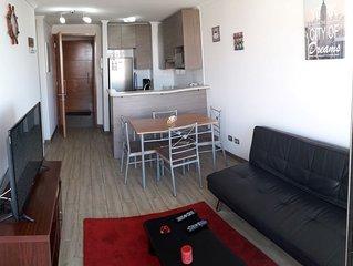 Edificio Vista Azul, Comodo Apartamento piso 9