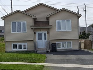 Entire 3 Bedroom Home in Kenmount Terrace
