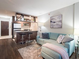 Yaletown 1 Bedroom Apartment (G1)