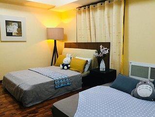 Greenbelt Manor-V Makati CBD Near Mall