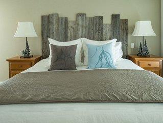 Waters Edge Shoreside Suites - Luxury Two Bedroom Suite On An Island! Outdoor Tu