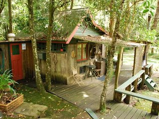 The Old Brush Rainforest Cabins
