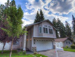 Large Newer Home w/BBQ, 2 Decks, Playground, Hot Tub, Fenced Yard (CYH1077)