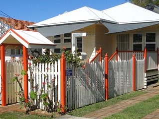 15 Herbert St, The holiday cottage.