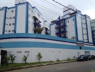 Praia Grande Ubatuba apartamento alto padrao na area nobre com Wi-Fi
