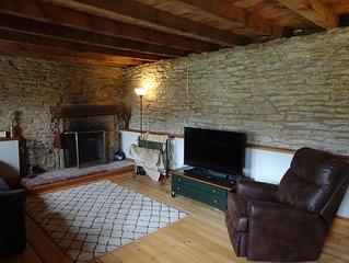 A Comfy Cozy Cottage on Clowney