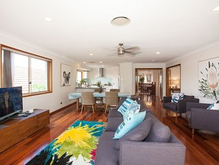 Executive Three Bedroom Home on the Hill in Hamilton with River & City Views
