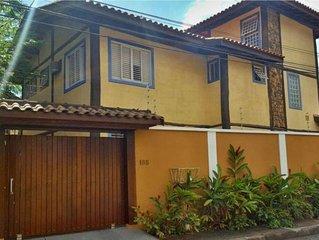 Conforto, praticidade, economia e excelente opção de hospedagem no Perequê
