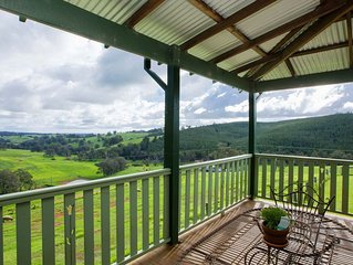 Scenic Ferguson Valley home among the gum trees