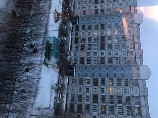 Apartment in center city Orenburg