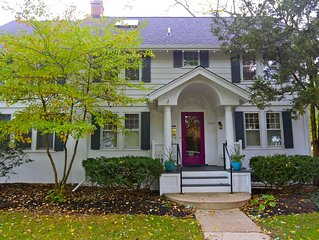 Lovely home in heart of Ann Arbor