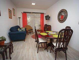 New! Departamento Montserrat Condesa, bonito y acogedor.
