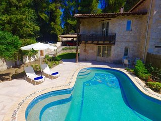 Two bedroom villa with private pool  'Helona'