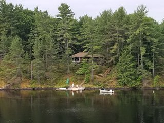 Muldrew Lake, Quiet peaceful rustic cottage in Muskoka
