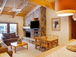 Timberline Deluxe Ski-In/Ski-Out One Bedroom Plus Loft Condo