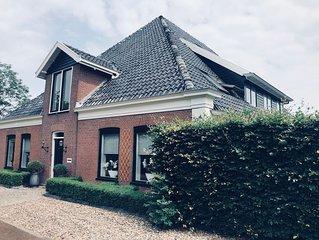 Cosy family holiday home close to Amsterdam,Zaanse Schans, Keukenhof, Haarlem