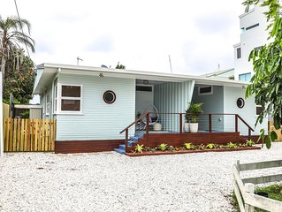 Two Beachside Cottages - across from the beach