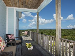 New Ocean View Island Cottage with breathtaking views