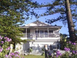 The Beach House, Luxury Beachfront
