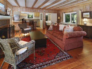 Charming Downtown Laguna Beach Cottage (Remodeled)