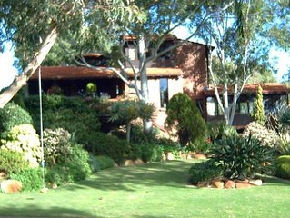 The Gums, Garden Apartment.