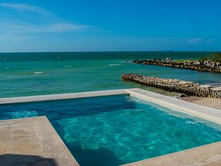 Stunning Oceanfront House Waiting For You!