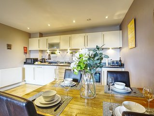 A great alternative to a hotel for long or short stays. City centre location.