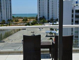 Apartamento #615 con vista
