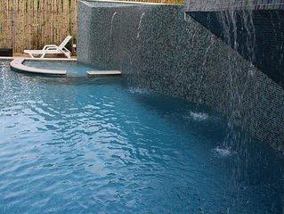 The Hummingbird Villa - Beach House Mayaro Guaya Vacation Rental Trinidad Tobago