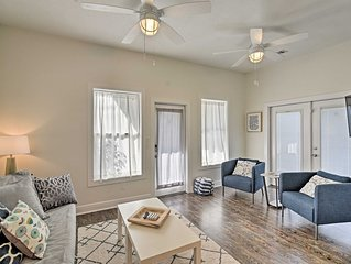 Lovely Gulfport Home - Walk to Beach & Downtown!